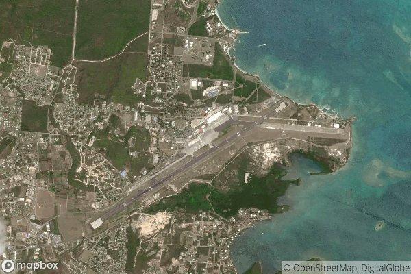 V.C. Bird International Airport