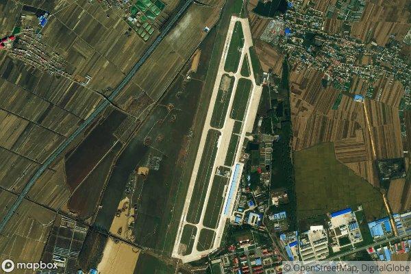 Anshan Teng'ao Airport