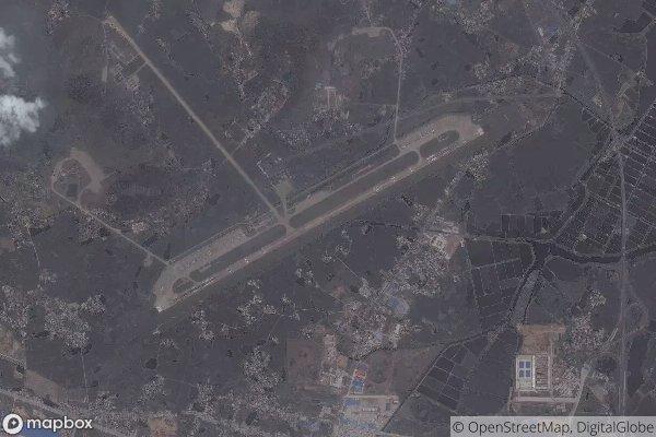 Anqing Tianzhushan Airport