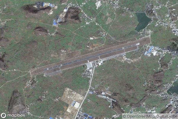 An Shun/Huang Guo Shu Airport