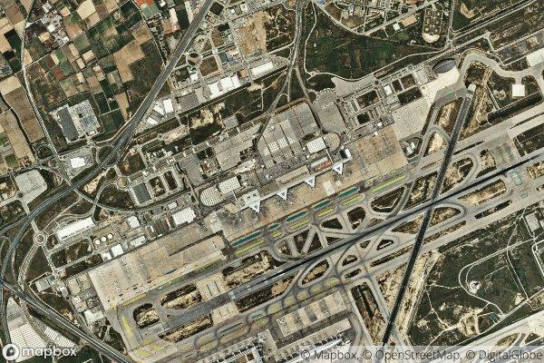 Barcelona-El Prat Airport