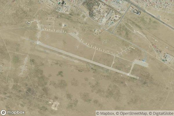 Balkanabat Airport
