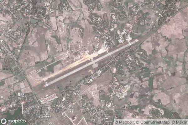 Pathein Airport