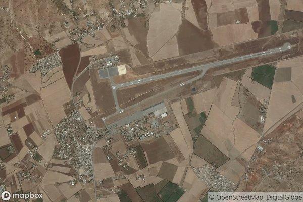 Aboubakr Belkaid Airport
