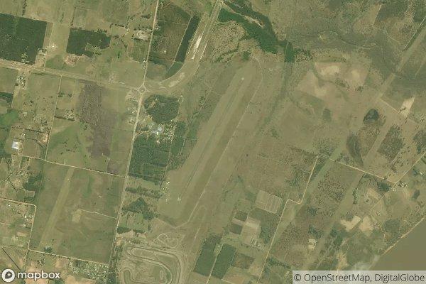 Comodoro Pierrestegui Airport