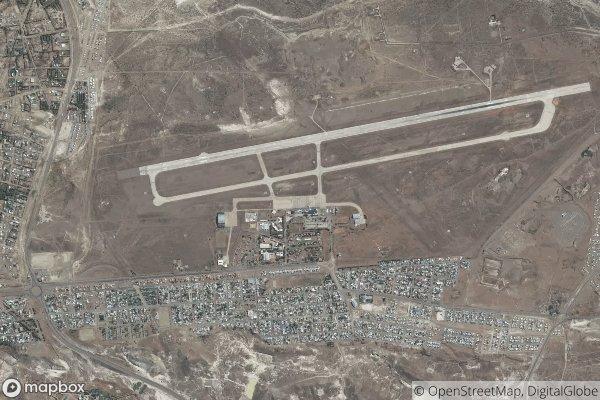 General E. Mosconi International Airport