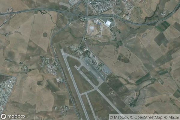 Ain El Bey Airport