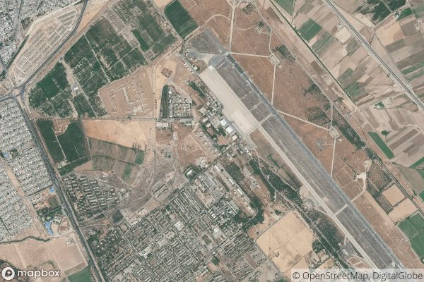 Dezful Airport