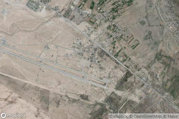 Al Jafrah Airport
