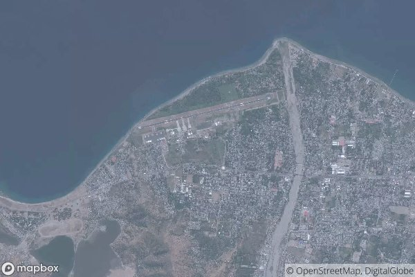 Comoro Airport