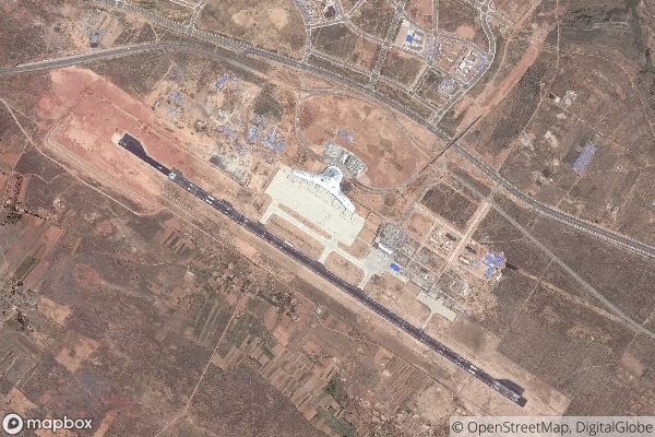 Ordos Ejin Horo Airport