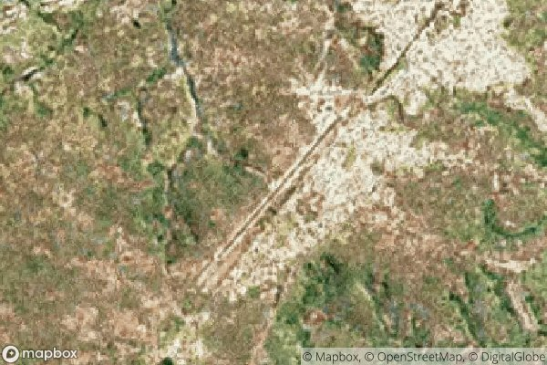 Dundo Airport