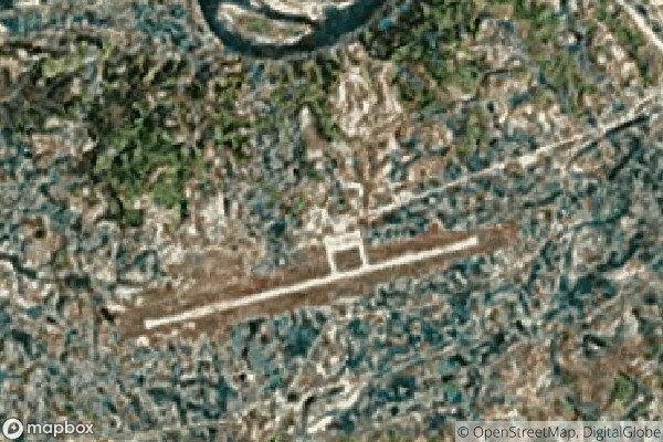 Zhangjiajie Hehua Airport