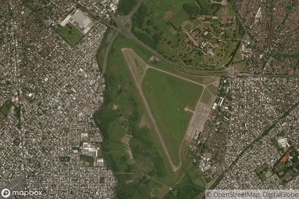 El Palomar Airport