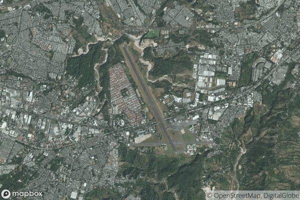 Ilopango Airport