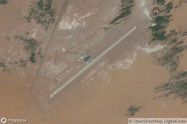 In Salah Airport