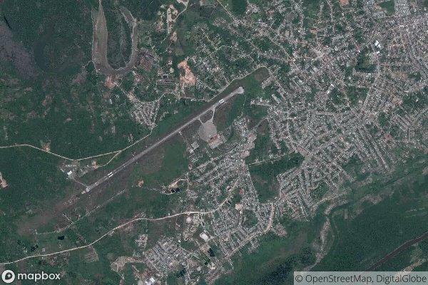 C.F. Secada Vignetta International Airport