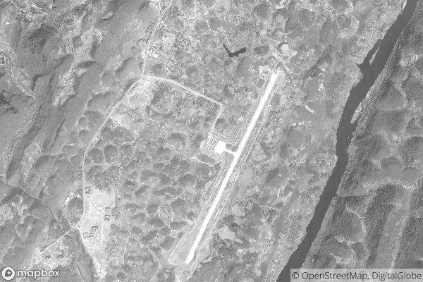 Qianjiang Wulingshan Airport