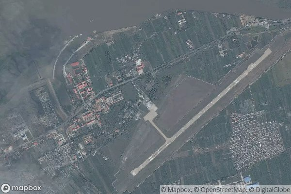Jiamusi Airport