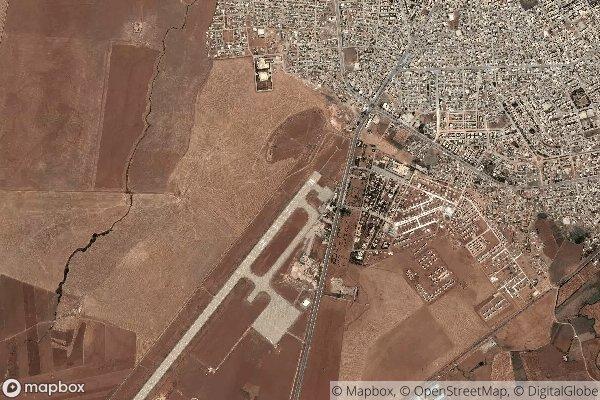 Kameshly Airport