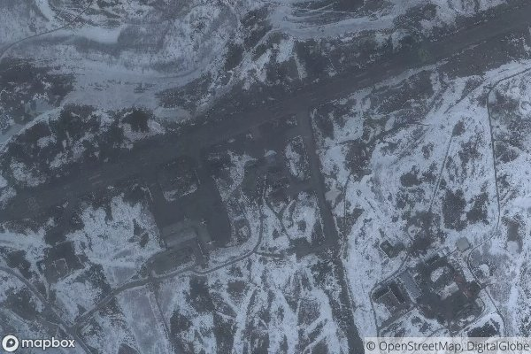 Kirkenes Airport, Hoeybuktmoen