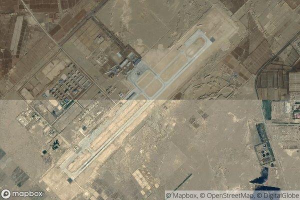Korla Airport