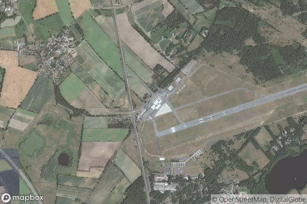 Luebeck-Blankensee Airport
