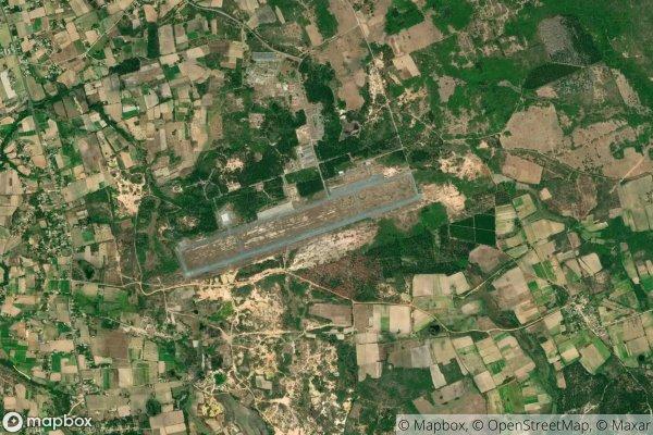 La Coloma Airport