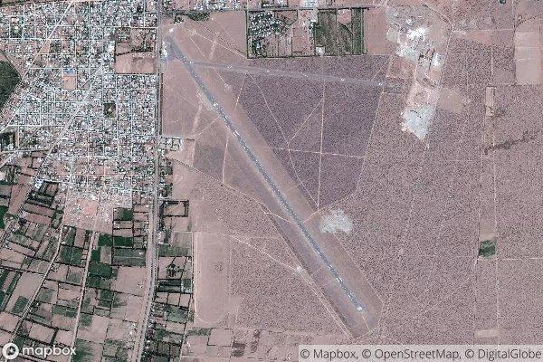 Comodoro D.R. Salomon Airport