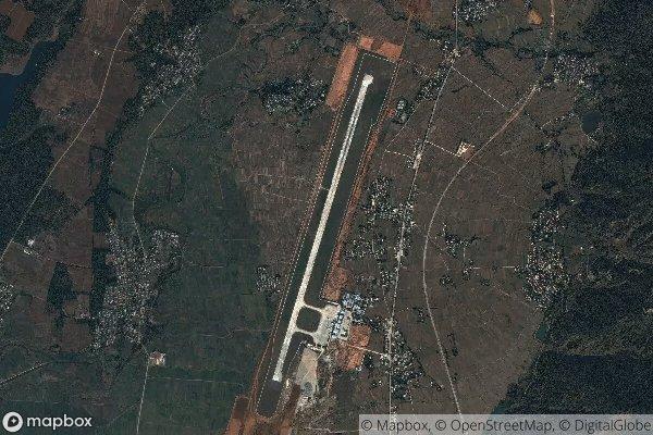 Lijiang Sanyi Airport