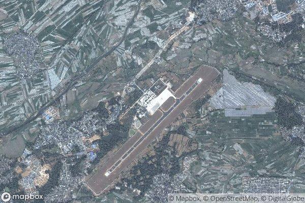 Dehong Mangshi Airport