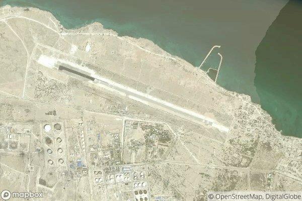 Lavan Island Airport