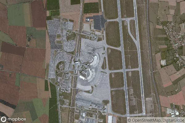Lyon Saint-Exupery International Airport