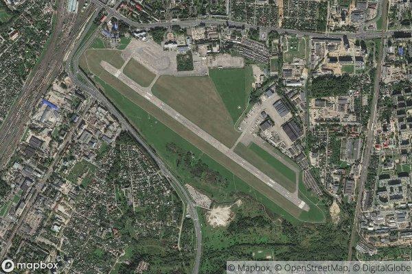Minsk International 1 Airport