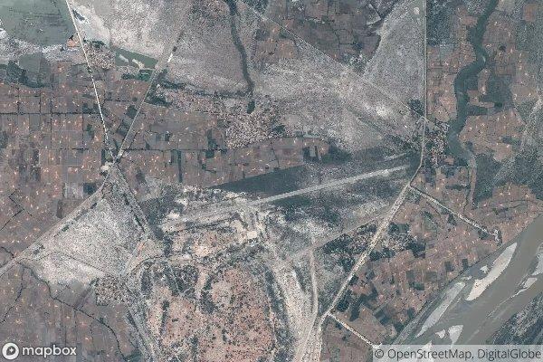 Mohenjo Daro Airport