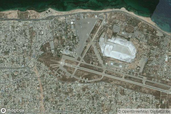 Mitiga, Tripoli Airport