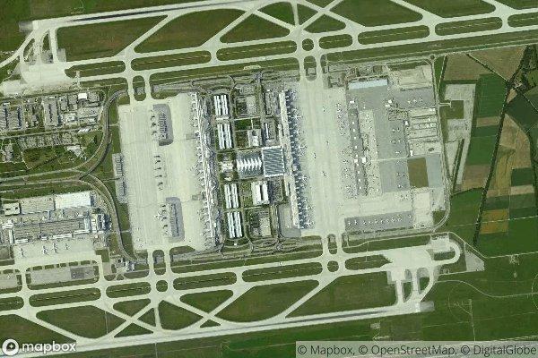 Franz Josef Strauss Airport