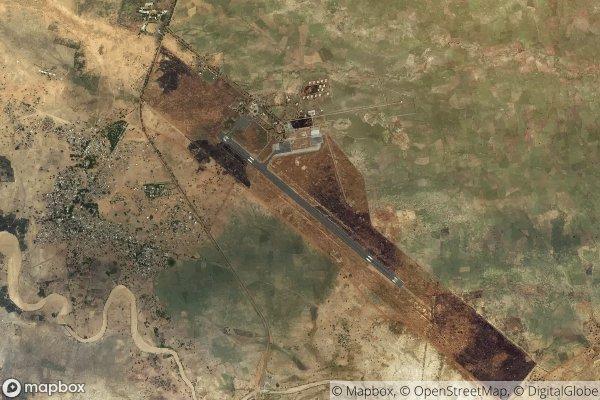 Salak Airport