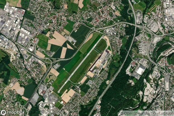 Annecy-Meythet Airport