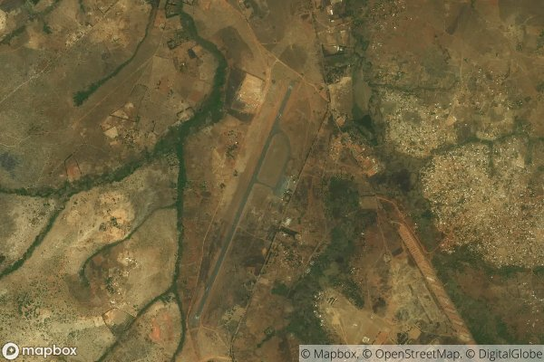 Ngaoundere Airport