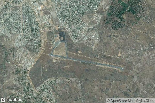 Huambo Airport