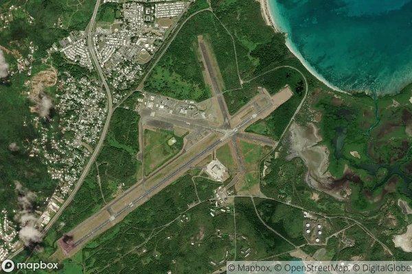 Jose Aponte de la Torre Airport