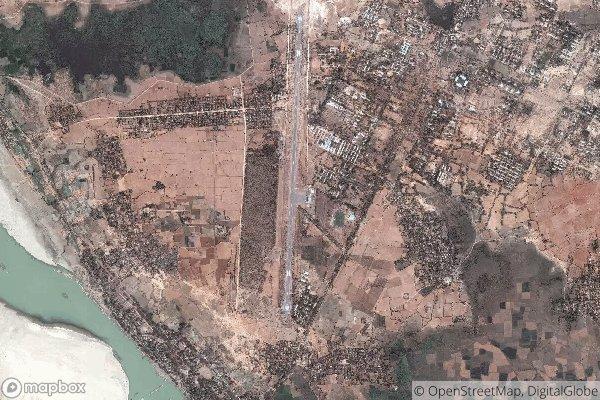 Monywa Airport