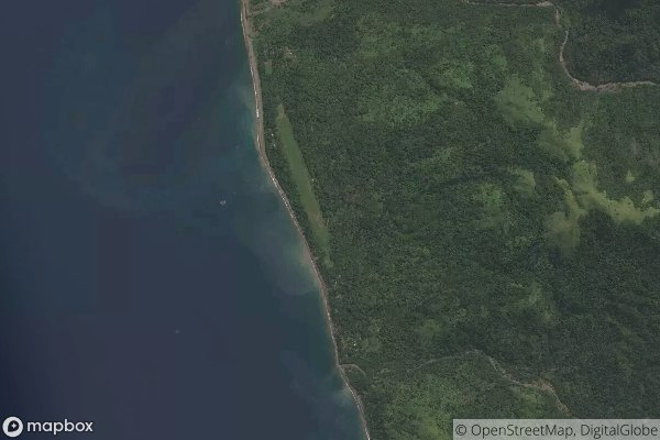 West Cost Santo Airport
