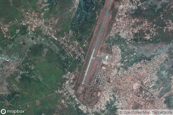 Osvaldo Vieira Airport