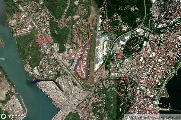 Marcos A. Gelabert International Airport