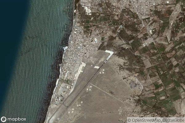 Capitan FAP Renan Elias Olivera Airport