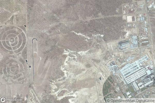 El Tehuelche Airport