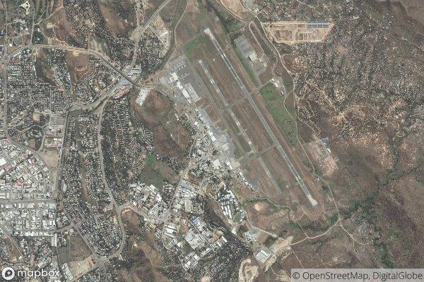 Jacksons International Airport