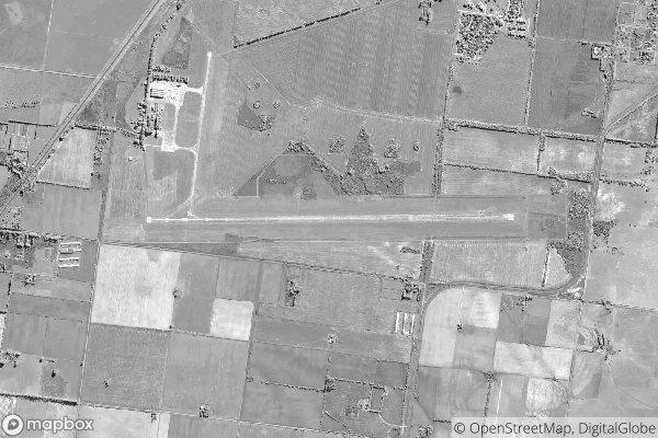Reconquista Airport